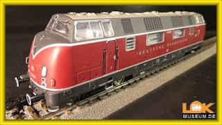 Märklin H0 37806  Schwere dieselhydraulische Lokomotive Baureihe V 200.0 Neuware