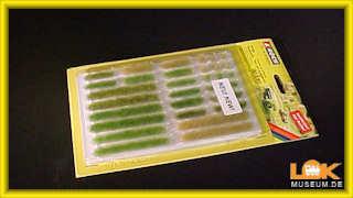 NOCH 07125 Grasstreifen /'hell und dunkelgrün/' 6 mm