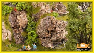 Noch 08810 Kork-Felsen