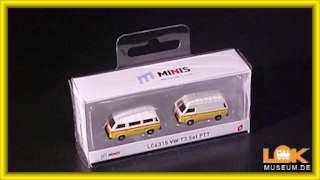 Mini lc4315 vw t3 2er set ptt