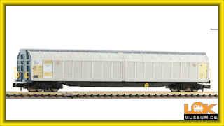 Fleischmann 838315 Großraum-Schiebewandwagen DB-AG